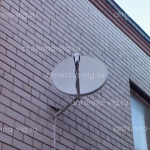 Триколор ТВ на 4 тв, тарелка 0,6 м. Волгоград, Ворошиловский район