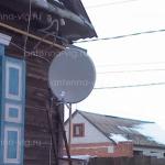 Телекарта, тарелка 0,6 м. Волгоград, Кировский район
