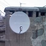 НТВ ПЛЮС на 2 тв, тарелка 0,6 м. Волгоград, Центральный район