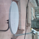 Телекарта, тарелка 0,6 м. Волгоград, Советский район