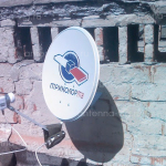 Триколор ТВ, тарелка 0,55 м. Волгоград, Дзержинский район