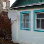 Континент ТВ, тарелка 0,9 м. Волгоград, Тракторозаводский район