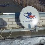 Триколор ТВ на 2 тв, тарелка 0,55 м. Волгоград, Советский район