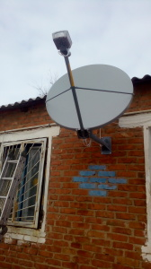 Приемо-передающая антенна