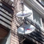 Триколор ТВ на 4 тв, тарелка 0,55 м. Волгоград, Красноармейский район