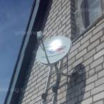 Триколор ТВ на 2 тв, тарелка 0,55 м. Волгоград, Горная поляна